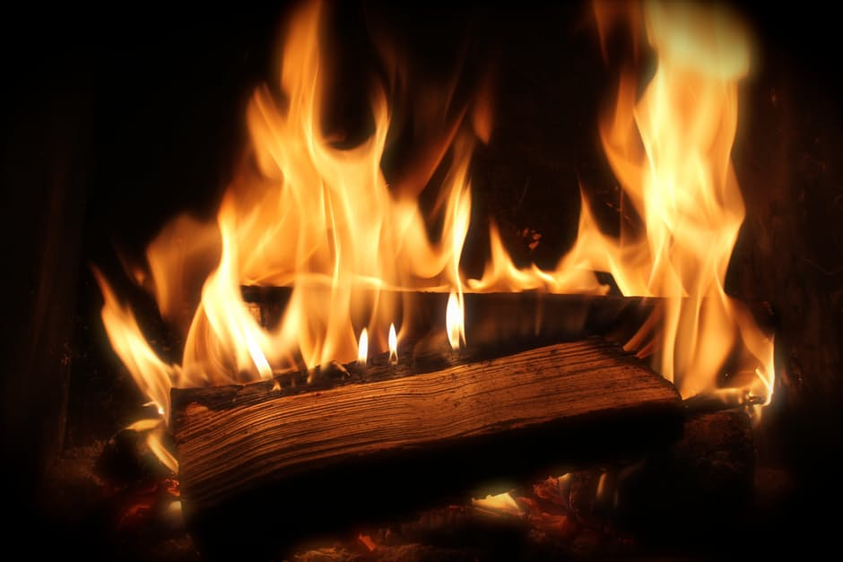 prepare your fireplace for winter