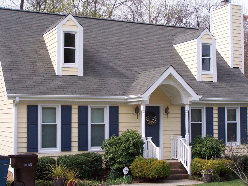 instant curb appeal