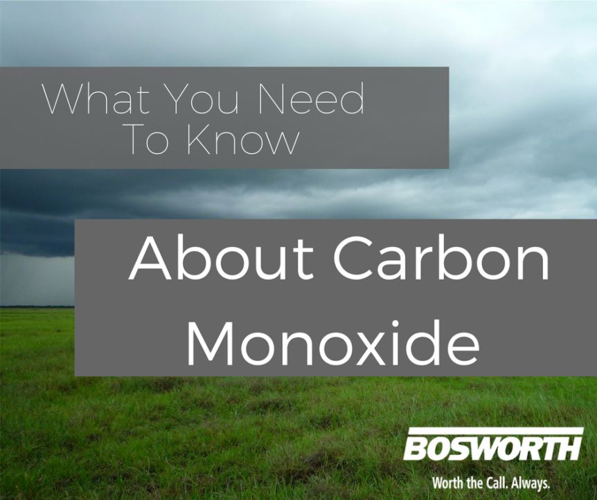 about Carbon Monoxide