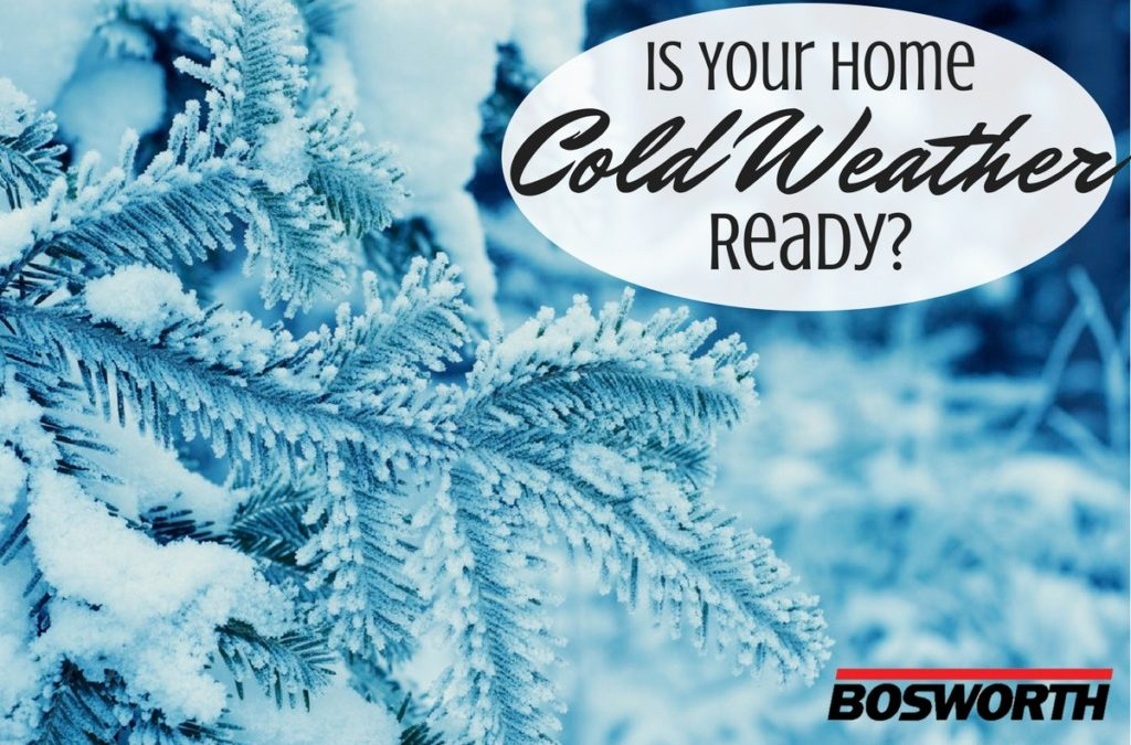 Is Your Home Cold Weather Ready?