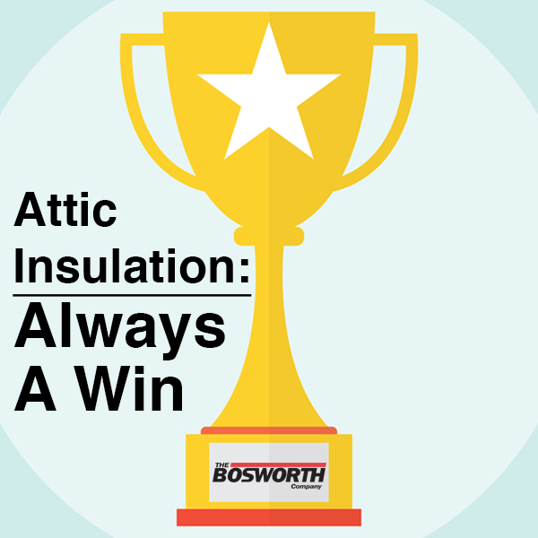 Attic Insulation: Always A Win