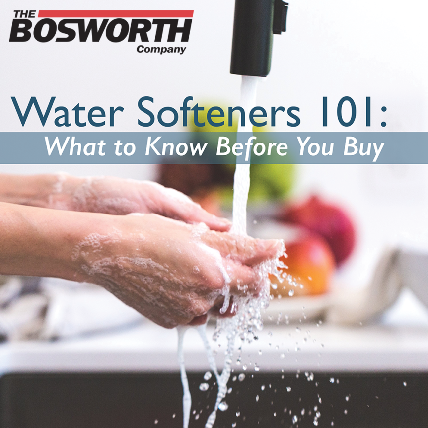 Bosworth Water Softener