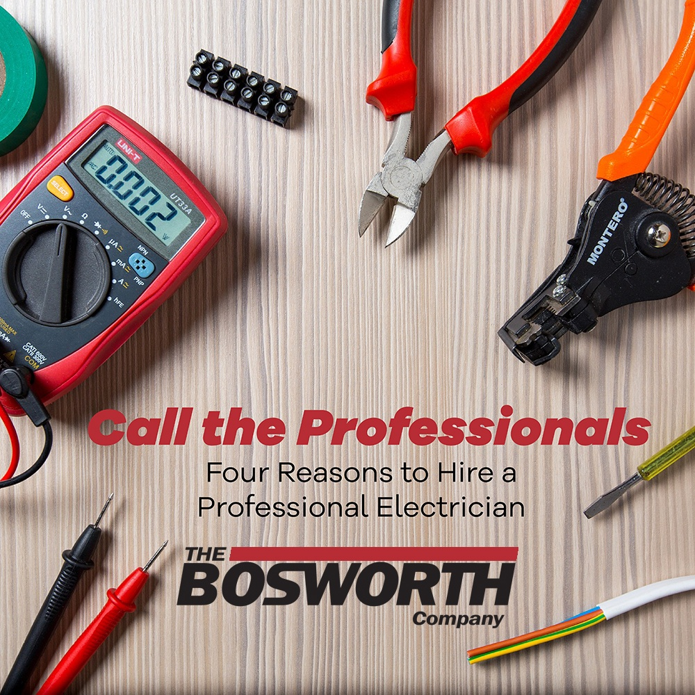 Four Reasons For Hiring A Professional Electrician The Bosworth Wiring Money Precautions Company Midland